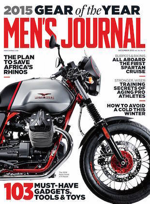 a95144a37ad8 Men s Journal December 2015. Skip the bottomless daiquiris. Here are the  best retreats to help you relax
