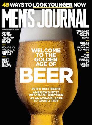 add3aac4811c Men s Journal November 2016. An ultrarunner summits 57 of Colorado s  14